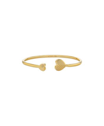 MOVADO Movado Heart Bracelet1840025 – Bracelet or Movado Heart - Front view