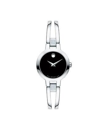 MOVADO Amorosa0607154 – Women's 24 mm bangle watch - Front view