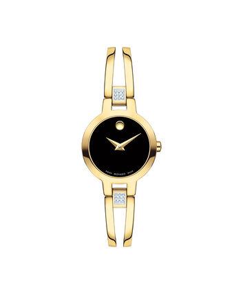 MOVADO Amorosa0607155 – Women's 24 mm bangle watch - Front view