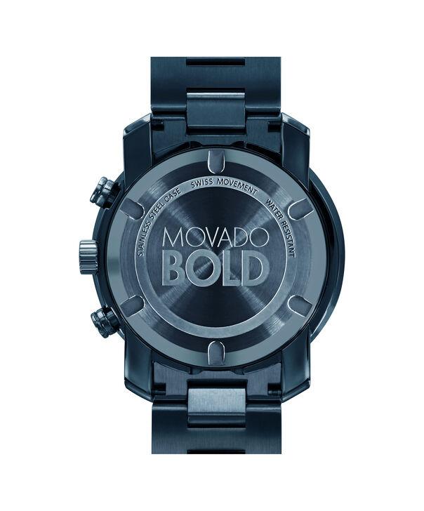 bbbaa50da ... MOVADO Movado BOLD3600279 – 44 mm Metals bracelet chronograph - Back ...
