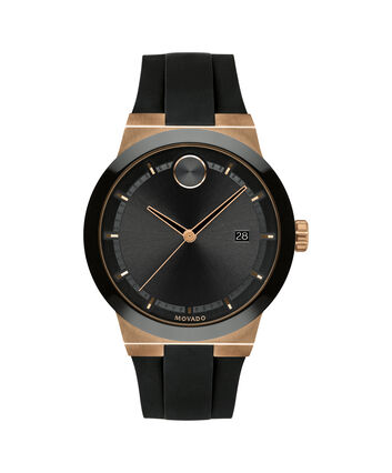 MOVADO Movado BOLD3600622 – 42mm Movado BOLD Fusion on Strap - Front view