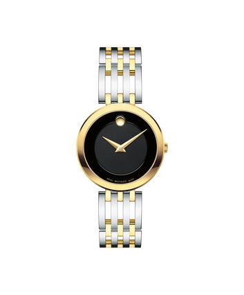MOVADO Esperanza0607053 – Montre-bracelet à cadran de 28 mm pour femmes - Front view