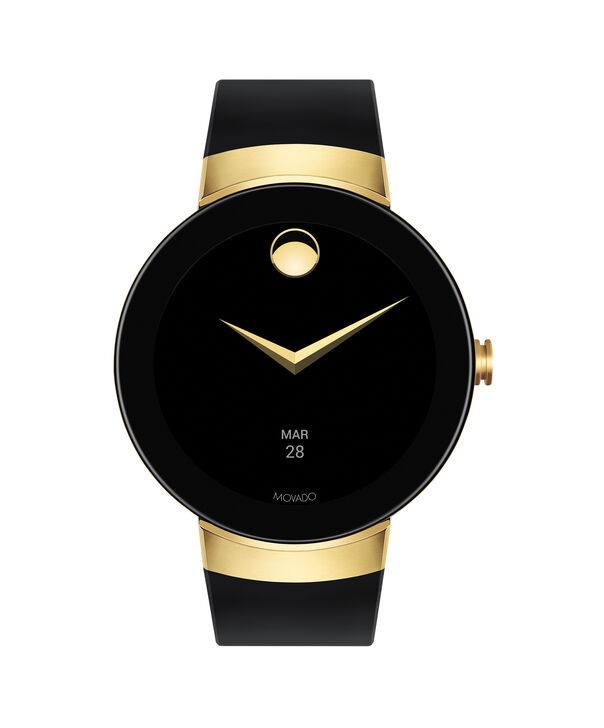 Movado   Movado Connect smartwatch, powered by Android Wear™