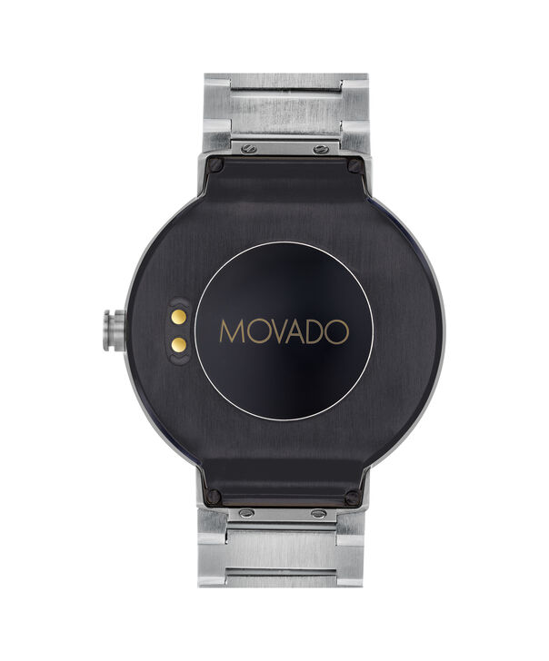 MOVADO Movado Connect3660017 – 46.5 mm display smartwatch - Back view