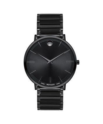 MOVADO Movado Ultra Slim0607210 – Men's 40 mm bracelet watch - Front view