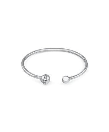 MOVADO Movado Sphere Bracelet1840018 – Silver Sphere Bracelet - Front view