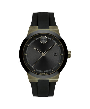 MOVADO Movado BOLD3600625 – 42mm Movado BOLD Fusion on Strap - Front view