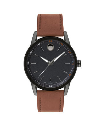 MOVADO Museum Sport0607224 – Men's 42 mm strap watch - Front view