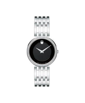 MOVADO Esperanza0607052 – Montre-bracelet à cadran de 28 mm pour femmes - Front view