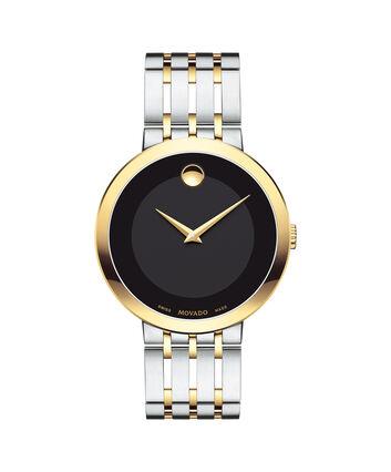 MOVADO Esperanza0607058 – Montre-bracelet à cadran de 39 mm pour hommes - Front view