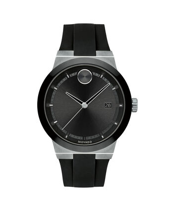 MOVADO Movado BOLD3600624 – 42mm Movado BOLD Fusion on Strap - Front view